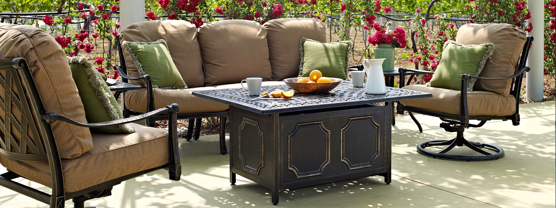 100 patio furniture houston for open best of patio for Outdoor furniture houston